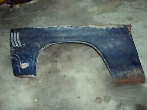1966 Mercury Comet Cyclone Caliente Front Lh Driver Side Fender 66