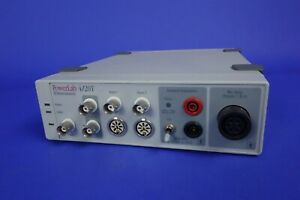 Ad Instruments Powerlab 4 20t Data Acquisition System