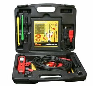 Power Probe Circuit Tester Lead Set Kit Meter Power Supply Diagnostic Tool