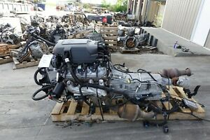 2017 Express 6 0 L96 Vortec Engine 6l90 2wd Transmission Liftout Lsx 23k Ls2