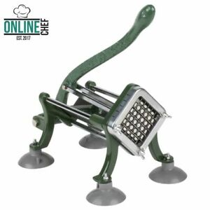 Choice 1 2 French Fry Cutter With Suction Feet Durable Kitchen Restaurant Tool