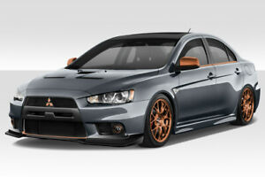 08 17 Mitsubishi Lancer Evolution 10 Duraflex Vr s Body Kit 4 Piece 113666