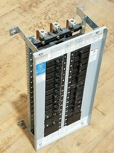 Cutler Hammer Pow r line C Prl1a Panelboard 100 Panel Amp 3ph 120v 4 Wire