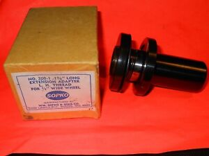 Sopko No 200 1 1 5 8 Long Extension Adapter L h Thread For 1 2 Wide Wheel