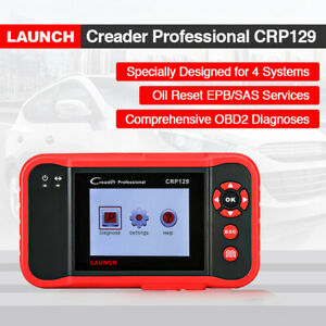 Launch Crp129 Obd Obd2 Scanner Diagnostic Scan Tool For Ford Chevrolet Gmc Dodge