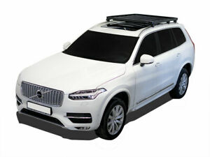 Slimline Ii Roof Rail Rack Kit Compatible With Volvo Xc90 2015 Current