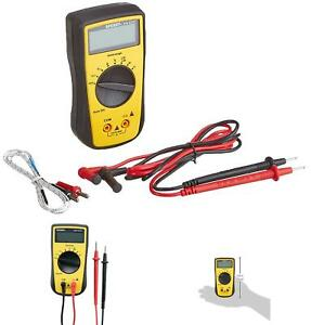 Sperry Instruments Dm6250 Digital Multimeter 7 Function Ac dc V Resistance Co