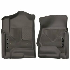 Husky Liners Floor Mats Front New For Chevy Chevrolet Silverado 1500 53110