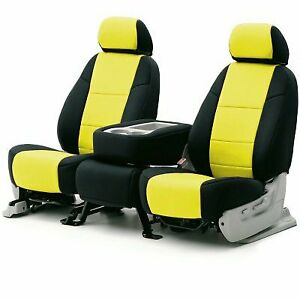 Coverking Seat Cover Front New For Ford Mustang 2005 2007 Cscf5fd7757