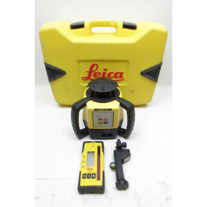 Leica Geosystems Rugby 620 Rotary Laser