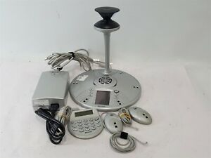 Microsoft Roundtable Video Conference System Rtb001 W Rtsm001 Rtdp001 Rtpdb001