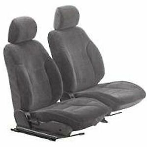 Coverking Seat Cover Front New For Pontiac Fiero 1984 1988 Cscv2pn7028