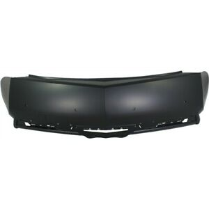 Rear Bumper Cover For 2012 2014 Cadillac Cts Coupe Primed