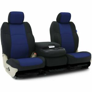 Coverking Seat Cover Front New For Chevy Express Van Csc2a4ch7406