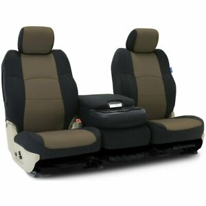 Coverking Seat Cover Front New For Chevy Express Van Csc2a5ch7406