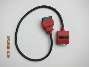 Snap On Obd Ii Adapter Cable Use W Mt 2500 Solus Pro Modis Verus Scanners
