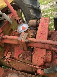 International Farmall 300 Utility Main Hydraulic Lines With Inline Filter Used