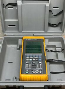 Fluke 97 50mhz Scopemeter Dual Channel Scope