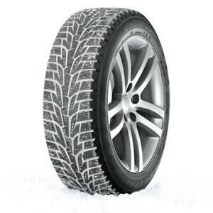 Hankook Set Of 4 Tires 225 45r17 T I Pike Rs W419 Winter Snow Fuel Efficient