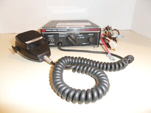 Federal Signal Siren Pa300 Series Used 690000 inv 00