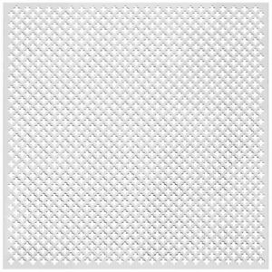Aluminum Decorative Mill Finish Cloverleaf Sheet 0 20 24 By 36 Inch