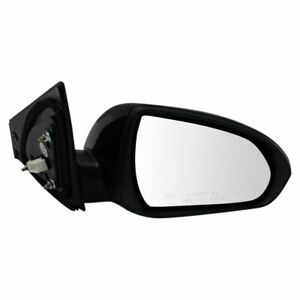 Exterior Side View Door Mirror Power Heated Paint To Match Rh For Hyundai New