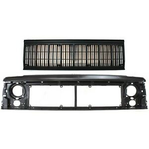 New Set Of 2 Grille Grill Cherokee Ch1200176 Ch1220107 55034046 55294926 Pair