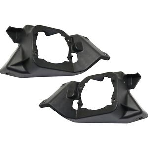 Fog Light Bracket For 2012 2014 Honda Cr V Driver And Passenger Side