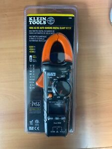 Klein Tools Cl380 400a Ac dc Auto ranging Digital Clamp Meter New