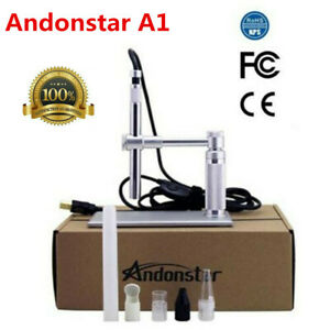 Andonstar A1 500x Digital Microscope Magnifier 2mp Usb Endoscope Camera 8led New