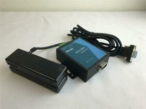 id Tech Magstripe Card Reader Idre 332133bex r Revel Serial Server R212 0001