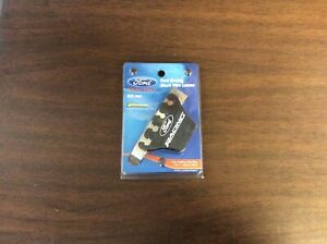 Proform Ford Racing Official Licensed Spark Plug Wire Looms 302 640 Black