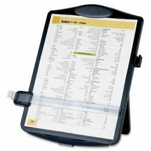 Sparco Document Holder With Clip 38950