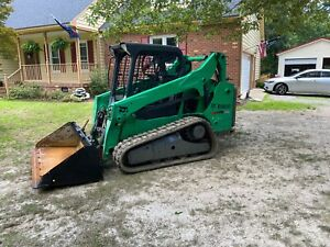 2006 Caterpillar 287 Skid Steer Track Loader