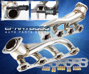 86 87 88 89 90 91 92 93 Ford Mustang Lx Gt 5 0l V8 302 Engine Exhaust Header