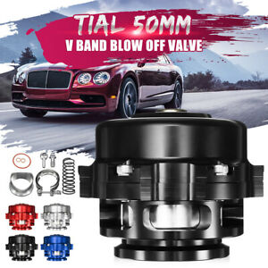 Tial 50mm V Band Blow Off Valve Bov Q Typer With Weld On Aluminum F