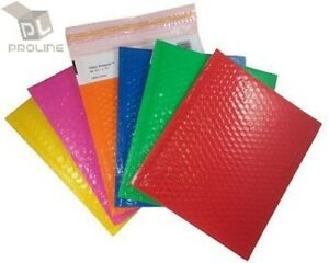 1 Case 250 0 Size 6 x10 Poly Kraft Bubble Mailers Padded Envelopes Free Gift