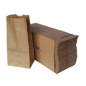 Paper Lunch Bags Paper Grocery Bags Durable Kraft Paper Bags Pack Of 500 Bags