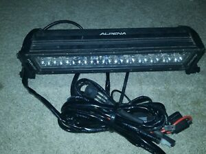 Alpena 12 Led Light Bar With Wiring Harness