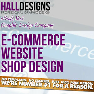Website Design Ecommerce Free Domain Ssl Seo Complete Package