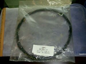 Vw Bus Heater Cable Right 1968 71 211 711 630 C Empi 98 7037 B Brazil Sealed