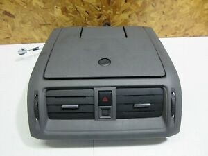 Ford Fusion 2010 2011 2012 Center Dash Storage Compartment Grey With Speaker