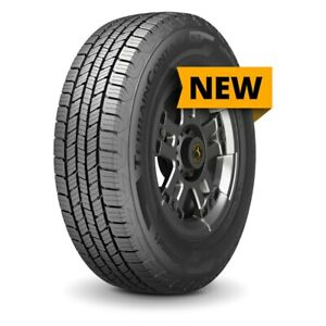 Continental Set Of 4 Tires 245 75r16 T Terraincontact H T Truck Suv