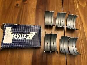 Clevite 77 Ms 804p 20 Main Bearing Set Fits Oldsmobile 400 425 455 Engines