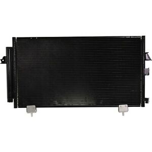 Ac Condenser For 2001 2005 Toyota Rav4 With Receiver Drier Aluminum Core