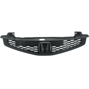 Capa Grille Grill Coupe For Honda Civic 2012 2013 Ho1200209c 71121ts8a01
