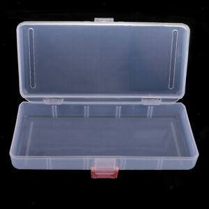 Plastic Storage Box Fits For Electronic Component Hardware Small Parts