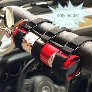 Adjustable Roll Bar Fire Extinguisher Holder For Jeeps Sahara And More Durable