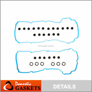 Valve Cover Gasket Fits 07 12 Ford Edge Flex Fusion Lincoln Mkt Mazda 3 5 3 7