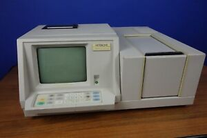 Hitachi U 2000 Uv Vis Spectrophotometer Tested Working
